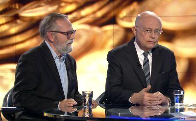 """Ryszard Bugaj i Marek Borowski w """"Faktach po Faktach"""". Cała rozmowa"""