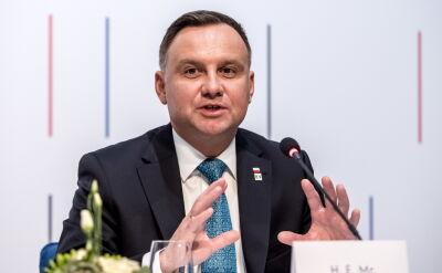 Duda: najważniejszym problemem jest powrót ambicji Rosji
