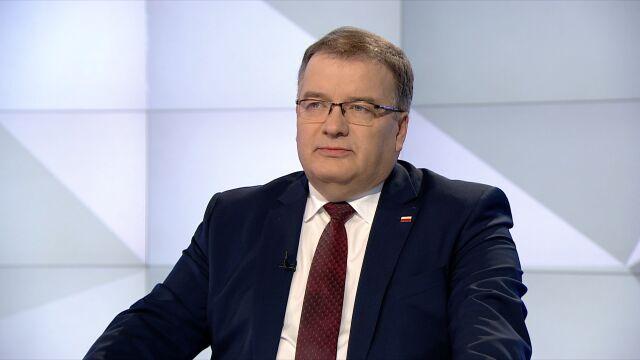 Andrzej Dera o obietnicach PiS