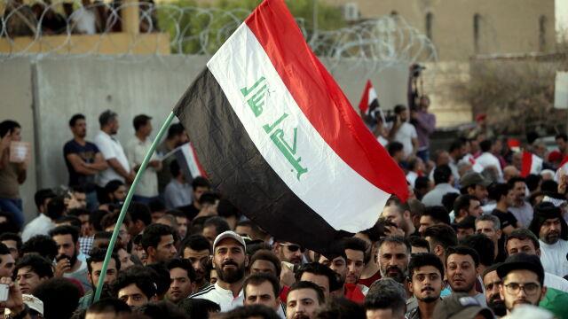 Ajatollah Sistani ostrzega przed eskalacją protestów