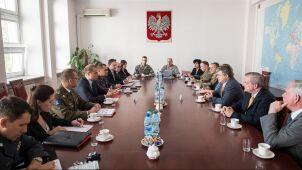 Amerykańska delegacja w MON. Rozmowy o obecności wojsk USA w Polsce