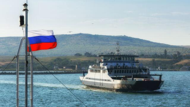 Ukraina za misją w Cieśninie Kerczeńskiej,