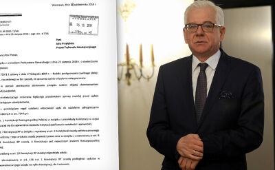 Opinia MSZ: wniosek Ziobry do TK w sprawie traktatu UE jest bezpodstawny