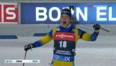 Samuelsson wygrał bieg pościgowy w Kontiolahti