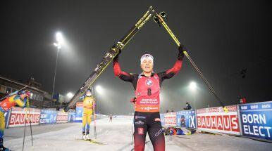 Dominacja Oeberg przerwana. Polskie biathlonistki daleko