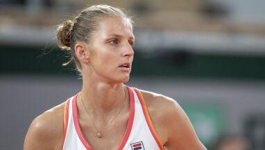 Karolina Pliskova zmieniła trenera. Kiedyś prowadził do sukcesów inną zawodniczkę