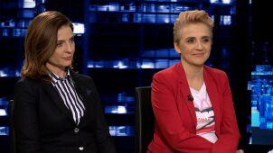 Joanna Scheuring-Wielgus i Joanna Mucha w
