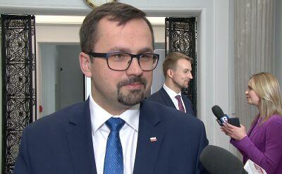 Horała: na Nowogrodzkiej prokuratora krajowego nie spotkałem