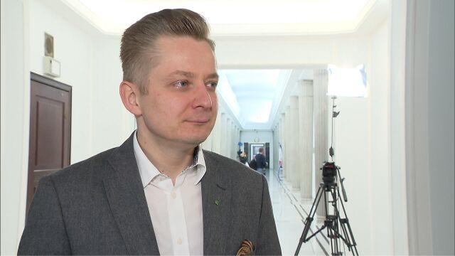 Stefaniak: w takich sprawach powinna wypowiadać się minister Czerwińska