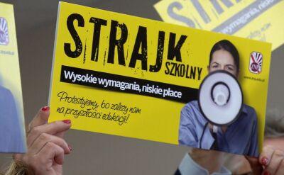 """""""Polska i Świat"""". Coraz bliżej strajku nauczycieli"""