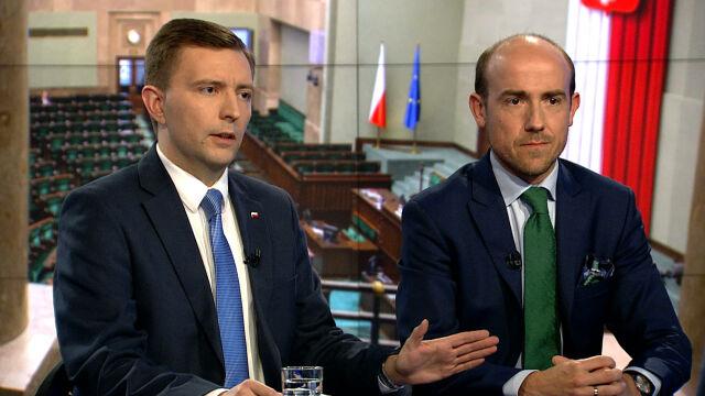 """Borys Budka i Łukasz Schreiber w """"Faktach po Faktach"""""""