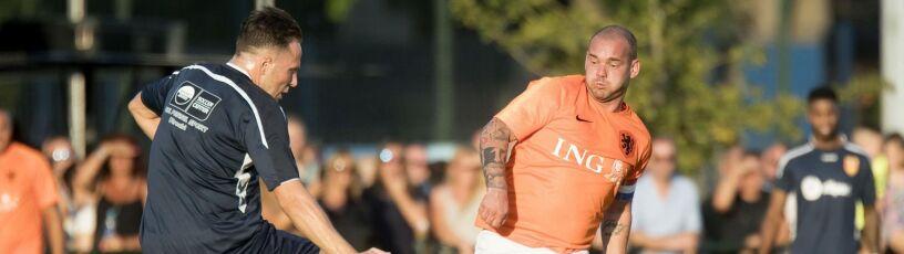 Robben przetarł szlak. Sneijder też chce wrócić do gry