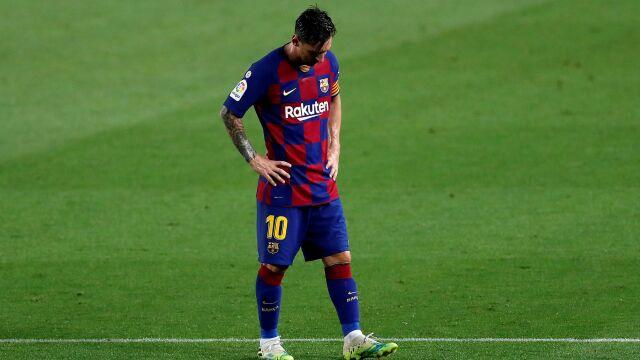 Media: Messi może opuścić Barcelonę. Kusząca propozycja Interu