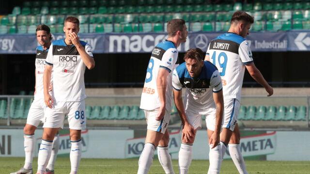 Bolesne potknięcie rewelacji Serie A