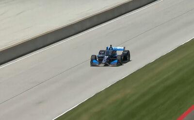 Rosenqvist wygrał drugi wyścig na torze Road America w serii Indycar