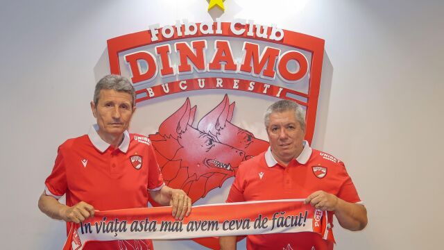 Został trenerem po raz 39. Rumuński rekordzista