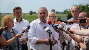 Schetyna: we need a broad and united coalition before home elections