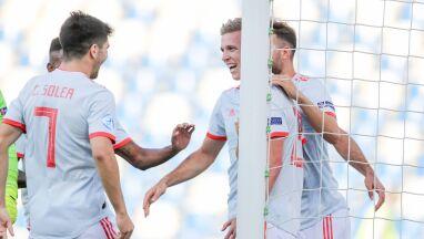 Hiszpanie pewni przed meczem z Polską.