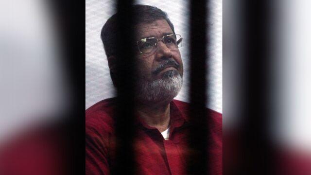 Zasłabł w sądzie. Były prezydent Egiptu nie żyje