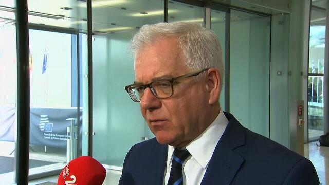 """Polska chce przedłużać sankcje wobec Rosji co rok. """"Co chwila są jakieś problemy"""""""