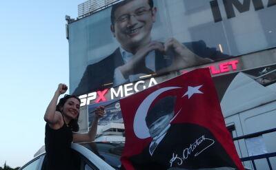 Imamoglu ogłasza zwycięstwo w Stambule