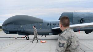 Media: Iran zestrzelił amerykańskiego drona