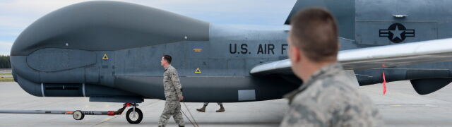 Iran zestrzelił amerykańskiego drona nad cieśniną Ormuz