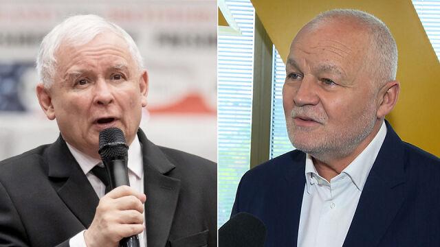 """Kaczyński: premier Bielecki chciał zlikwidować armię. """"Kompletny absurd"""""""