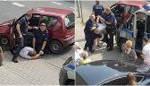 Policjanci dostali zgłoszenie, że ulicami miasta jedzie nietrzeźwy kierowca