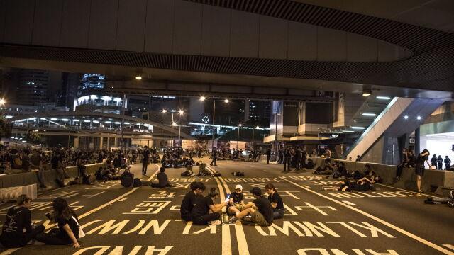 Organizator marszu w Hongkongu: protestowało prawie dwa miliony osób