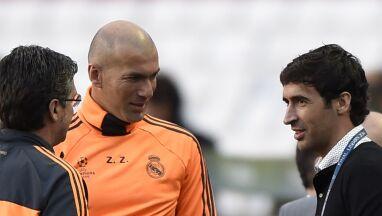 Raul idzie śladami Zidane'a. Został trenerem rezerw Realu