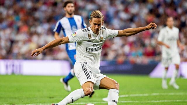 Atletico kupiło piłkarza Realu. Marcos Llorente: nie mam sobie nic do zarzucenia