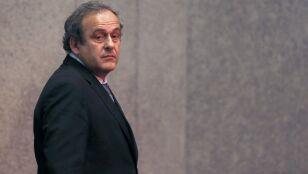 Michel Platini zatrzymany.  Ma być zamieszany  w korupcję