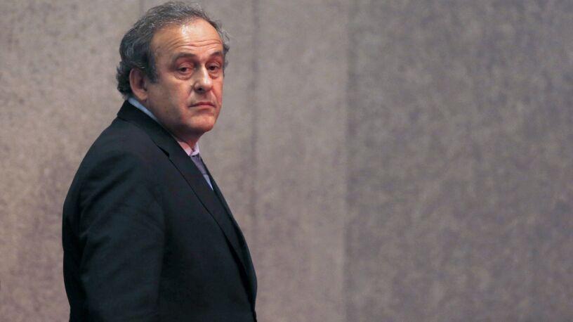 Michel Platini zatrzymany. Chodzi o mistrzostwa świata w Katarze