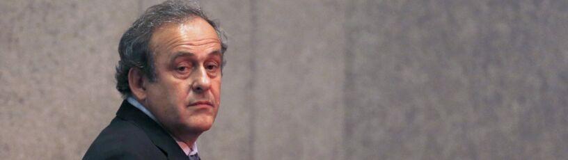 FIFA domaga się od Platiniego zwrotu pieniędzy