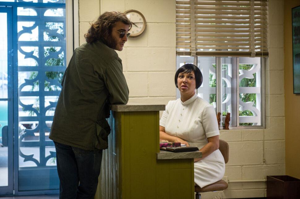 Joaquin Phoenix i Maya Rudolph