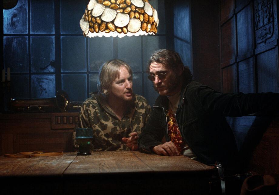 Owen Wilson i Joaquin Phoenix