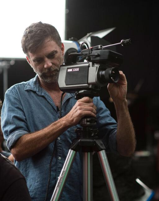 "Paul Thomas Anderson na planie filmu ""Wada ukryta"""