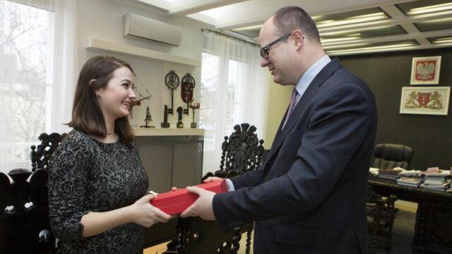 Najlepsza studentka zagraniczna w Polsce studiuje medycynę w Gdańsku