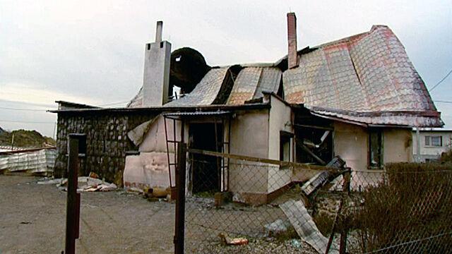 Pierwsze domy w Jankowie wyburzone. Trzy rodziny szukają miejsca do życia