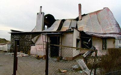 Mieszkańcy Jankowa Przygrodzkiego nie chcą wracać do domów. Boją się