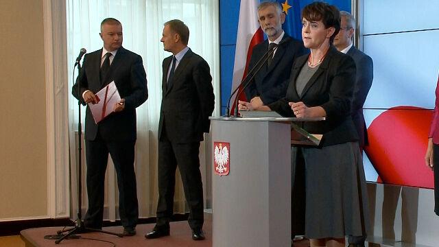 Joanna Kluzik-Rostkowska nowym ministrem edukacji