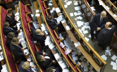 Ukraiński parlamentu odrzucił projekty ustaw ws. Tymoszenko