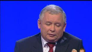 Podsumowanie debaty przez Jarosława Kaczynskiego