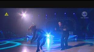 Tak w finałowym odcinku tańczyli Justyna i Stefano