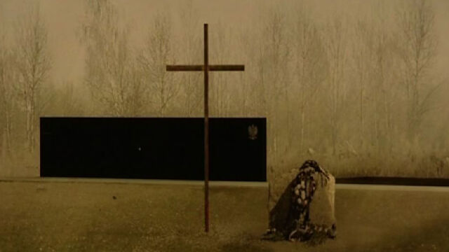 """""""To jest krzyż, który ludzi połączy"""""""