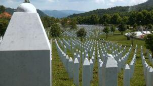 Bill Clinton stanie na czele delegacji na uroczystości w Srebrenicy