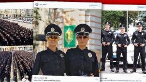 Piękni i młodzi. Ukraińska policja robi furorę w sieci