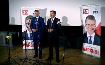 """Minister Ziobro zabrał głos w sprawie """"Kasty"""""""