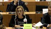 Magdalena Adamowicz zabrała głos w debacie o praworządności